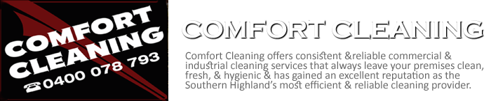 Comfort Cleaning